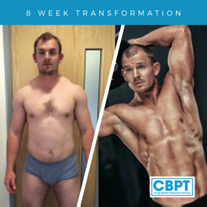 paul cook PT body transformation front pose