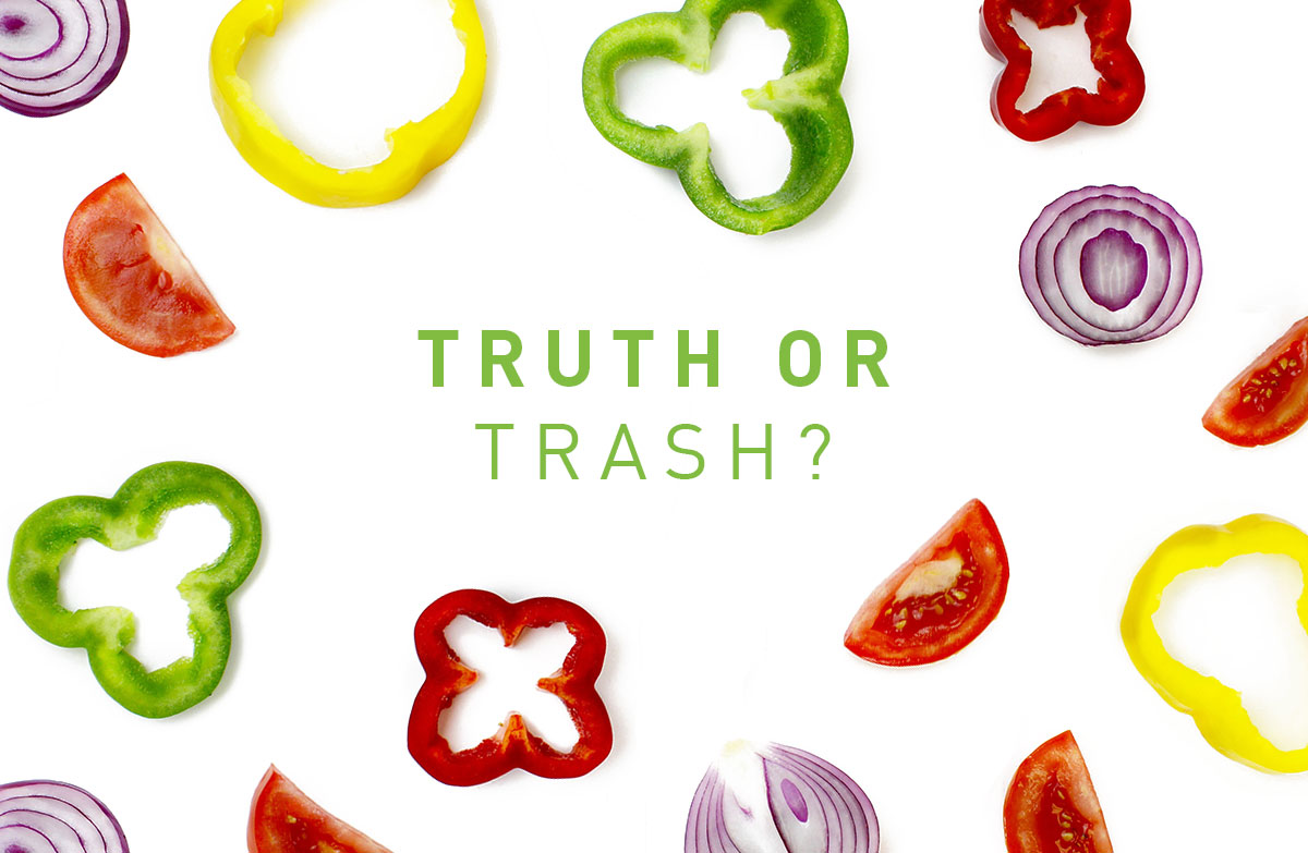 truth or trash health myths