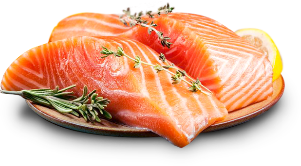salmon fillet, breakfast, protein, nutrition, diet advice, breakfast tips, personal training